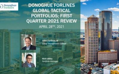 Webinar – Global Tactical Portfolios – First Quarter 2021 Review